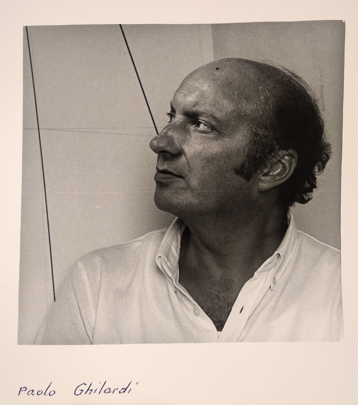 P. Ghilardi ritratto n. 5